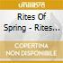 Rites Of Spring - Rites Of Spring