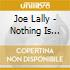 Joe Lally - Nothing Is Underrated