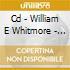 CD - WILLIAM E WHITMORE - UNTITLED