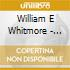William E Whitmore - Hymns For The Hopeless