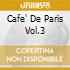 CAFE' DE PARIS VOL.3