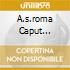 A.S.ROMA CAPUT MUNDIAL