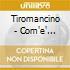 Tiromancino - Com'e' Profondo Il Mare