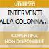 INTERVENTI ALLA COLONNA by C.Verdone