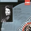 Wolfgang Amadeus Mozart - Grac D&t-mozart:violin Concert