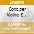 CONC.PER VIOLINO E ORCH.OP.61