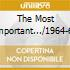 THE MOST IMPORTANT.../1964-65