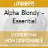 THE ESSENTIAL ALPHA BLONDY