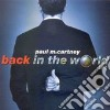 BACK IN THE WORLD Live  (2CDx1)