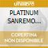 PLATINUM SANREMO (2CDx1)