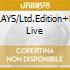 STRAYS/Ltd.Edition+DVD Live