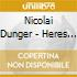 Nicolai Dunger - Heres My Song You Can Have It