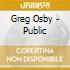 Greg Osby - Public