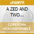 A ZED AND TWO NOUGHTS-Digipack