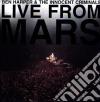 (LP VINILE) LIVE ON MARS (LIVE ALBUM)