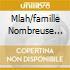 MLAH/FAMILLE NOMBREUSE (2CD)