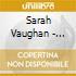 Sarah Vaughan - Benny Carter Sessions