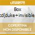 BOX 2CD(DUKE+INVISIBLE TOUCH)