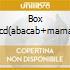 BOX 2CD(ABACAB+MAMA)