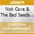 Nick Cave & The Bad Seeds - Tender Pre