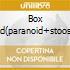 BOX 2CD(PARANOID+STOOSH)