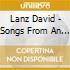 Lanz David - Songs From An English Garden