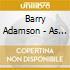 Barry Adamson - As Above So Below