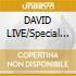 DAVID LIVE/Special Ed.2CD