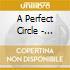 A Perfect Circle - Hollow