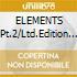 ELEMENTS Pt.2/Ltd.Edition Box