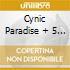 CYNIC PARADISE + 5 BONUS TRACKS
