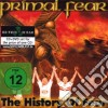 THE HISTORY OF FEAR CD+DVD