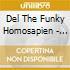 Del The Funky Homosapien - Parallel Uni-verses