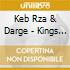 THE KINGS OF FUNK by RZA & Keb Darge