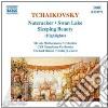Pyotr Ilyich Tchaikovsky - The Nutcracker, Swan Lake & Sleeping Beauty Highlights - Slovak Philharmonic Orchestra