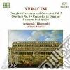 Veracini Francesco Maria - Overtures E Concerti Vol.2: Ouverture N.5, Concerto A 8 Stromenti X Vl E Orch, C