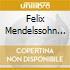 Felix Mendelssohn - Concerto X Vl, Pf E Archi, Concerto X Vl E Archi