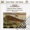 Giovanni Gabrieli - Musica X Ottoni Vol.2: Canzoni, Sonate,