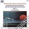 Romantic Piano Favourites Vol.1: Mozart, Grieg , Fibich, Schubert..
