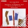 Vagn Holmboe - Integrale Dei Quartetti Per Archi Vol.2- Quartetti Nn.2, 5 E 6