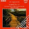 Sinfonia n. 1 op. 17, sinfonia n. 2 op.