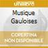 MUSIQUE GAULOISES