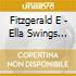 Fitzgerald E - Ella Swings Lightly