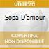 SOPA D'AMOUR