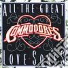 Commodores - All Great Love Songs