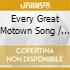 Every Great Motown Song