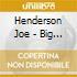 JOE HENDERSON BIG BAND