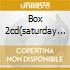 BOX 2CD(SATURDAY N.FEVER+GREASE)