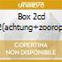 BOX 2CD U2(ACHTUNG+ZOOROPA)