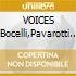 VOICES (Bocelli,Pavarotti ecc....)